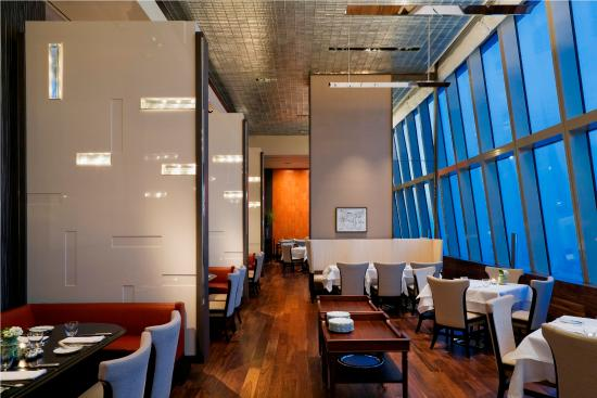 Dining Room at Park Hyatt Shanghai  Lujiazui  Restaurant