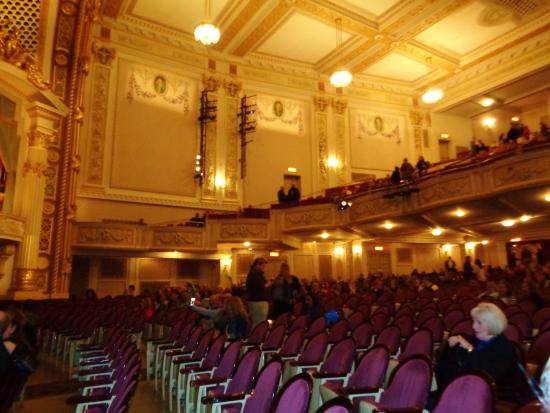 Orpheum Theater Minneapolis Box Seats Brokeasshome Com