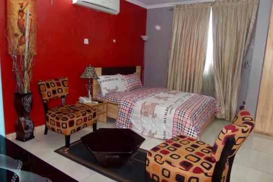 Room 1 Picture Of Magmercy Apartments Ikoyi Tripadvisor