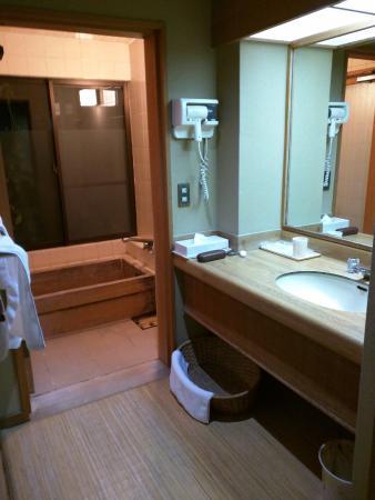 Traditional Japaneses Bathroom Picture Of Hakone Gora