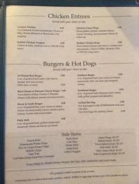 Putter's Patio & Grill, Winston Salem - Menu, Prices ...