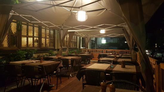 La terrazza estiva  Bild von Pizzeria Mhle Lrrach