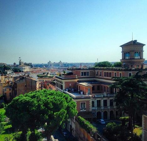 Tables  Foto di La Terrazza dellEden Roma  TripAdvisor