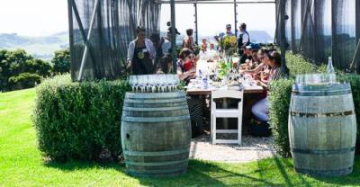 Batch Winery & Thomas Bach, Waiheke Island - Restaurant ...