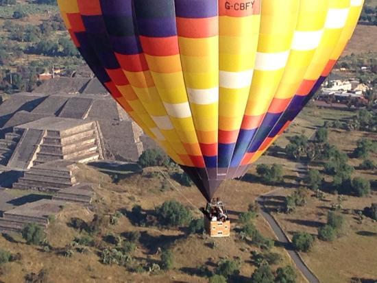 sky balloons vuelos en