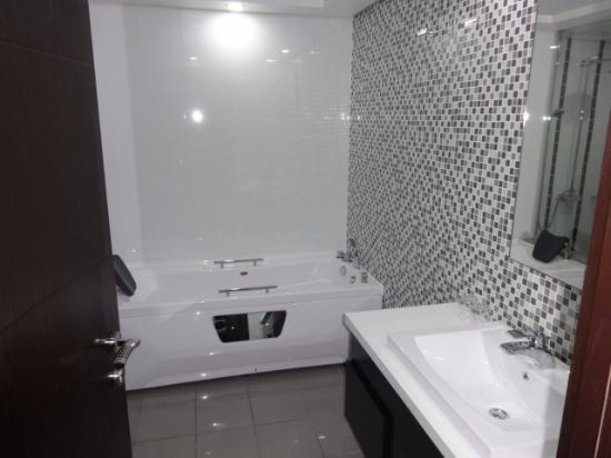The Jacuzzi Bath Is Amazing Picture Of Ramada Hotel