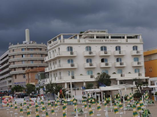 Hotel  Picture of Terrazza Marconi Hotel  SpaMarine Senigallia  TripAdvisor