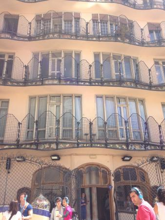 affacci interni  Picture of Casa Batllo Barcelona  TripAdvisor