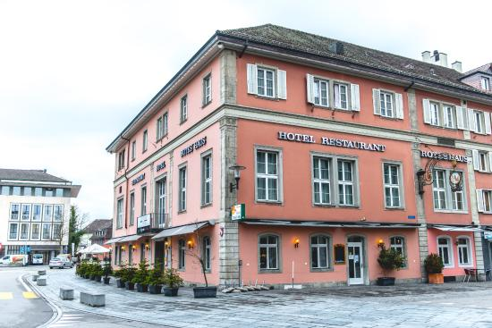 Restaurants Near Me Zurich