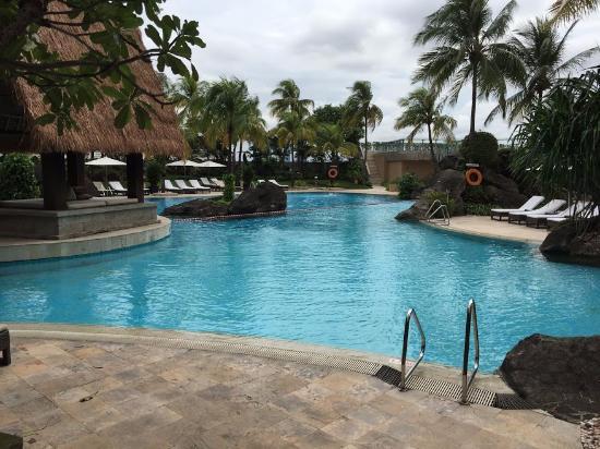 Grand Hyatt Jakarta Pool Area Picture Of Grand Hyatt