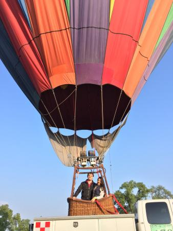 sky balloons mexico picture