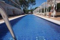 Kinderpool mit Rutsche - Bild von Mar Hotels Playa de Muro ...
