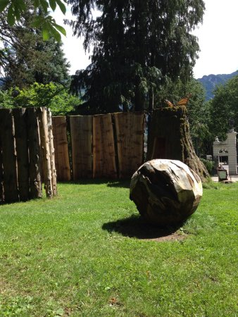 cancello ingresso  Foto di Il Parco Secolare degli Asburgo Levico Terme  TripAdvisor