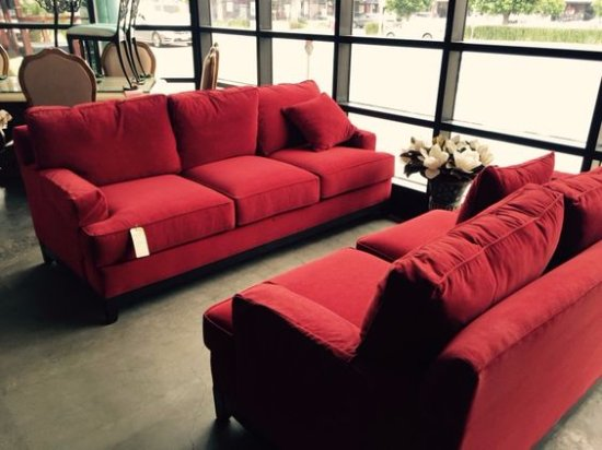 los angeles sofas dfs grey fabric picture of wertz brothers furniture tripadvisor