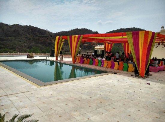Pool Picture Of The Castle Mewar Udaipur Tripadvisor