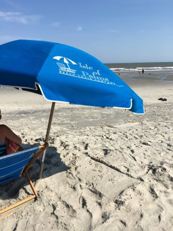 beach chair rental isle of palms rocking cushions for nursery company - all you need to know before go (with photos) tripadvisor