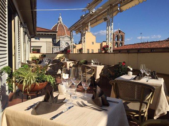 Terrazza Panoramica  Foto di Vista Wine Bar Firenze