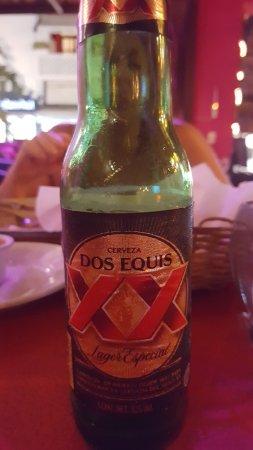cerveza dos equis muy