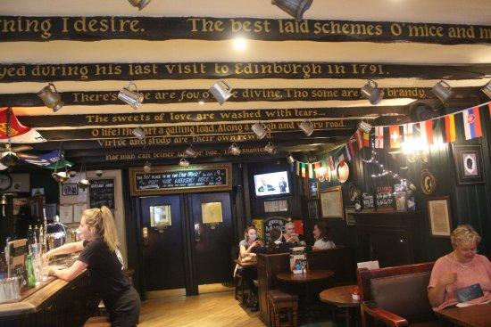 Inside White Hart Inn  Picture of The White Hart Inn