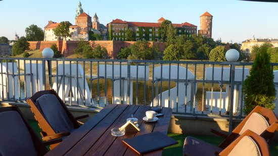 Rooftop Bar And Restaurant Picture Of Hotel Poleski