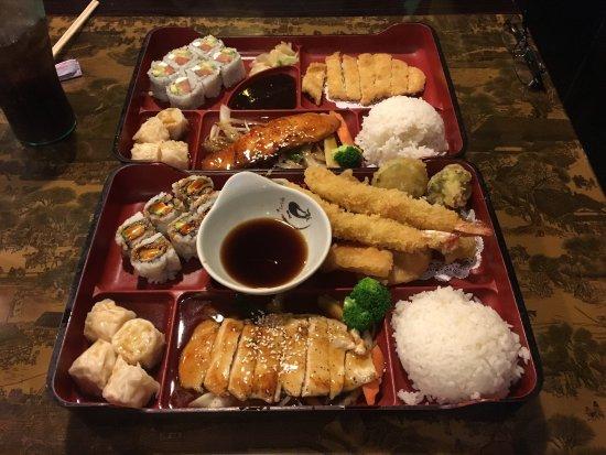 Sushi Restaurants Highway 6
