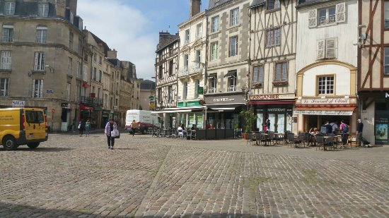 Best Western Poitiers Centre Le Grand Hotel Picture Of