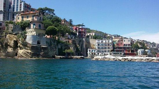 Napoli dalla terrazza di SantAntonio a via Orazio  Picture of Posillipo Naples  TripAdvisor