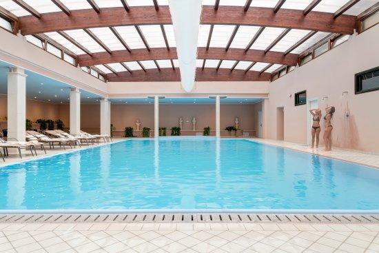 Piscina Interna  Picture of Hotel SantaMaria  Centro Congressi  Wellness La Morra  TripAdvisor