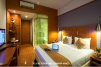 Deluxe Room King Size Bed - Foto Hotel Bidakara Grand ...