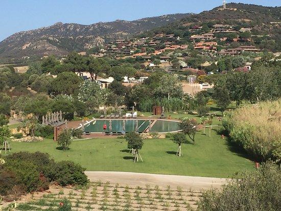 la nuova piscina  Foto di Chia Laguna  Hotel Baia Chia