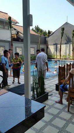 Emerald Hotel Pangandaran : emerald, hotel, pangandaran, Hotel, Emerald, Picture, Hotel,, Pangandaran, Tripadvisor