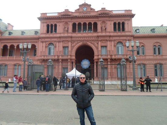 Foto de Casa Rosada Buenos Aires Casa Rosada visitas