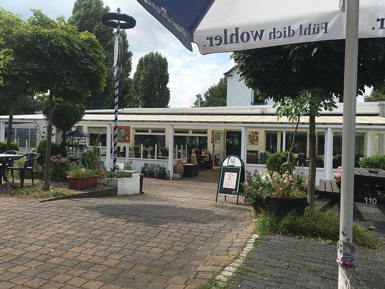 Rheinblick Baerl Duisburg  Restaurant Bewertungen