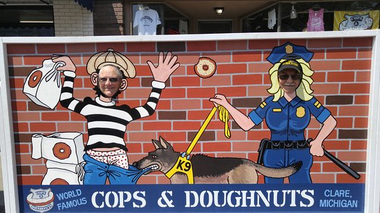 Cops Doughnuts Bakery Picture of Cops Doughnuts