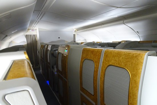 first class cabin some