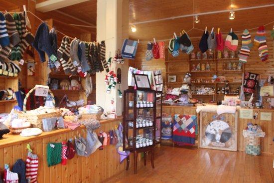 Elliston Adventure Craft Store Interior Picture Of Elliston Adventure Craft Store Tripadvisor