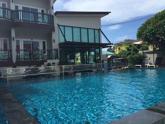Bee Orchid Pool Villa Ko Lan Thailand Ulasan Hotel