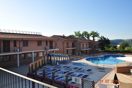 Novidra Resort Spa Sarnano Italy Marche Hotel