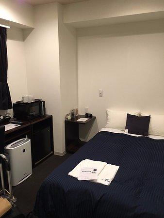 Hotel Livemax Asakusa Sky Front Sumida Jepang Review
