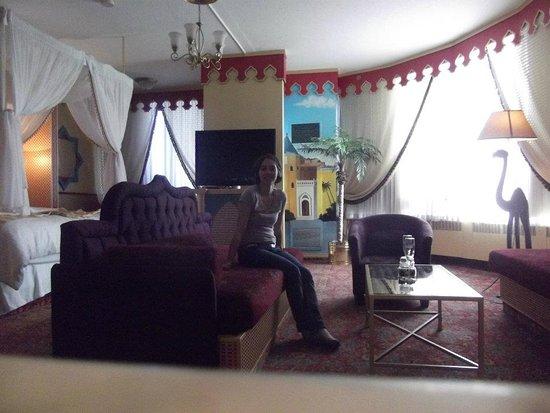 arabian nights living room diy wall art for theme picture of fantasyland hotel resort
