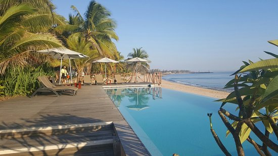 Great New Look Review Of Nautilus Hotel Pemba Mozambique