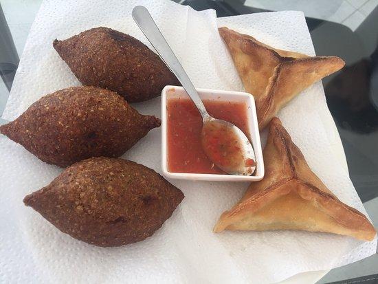 Excelente comida turca  Picture of Bocaditos Arabes