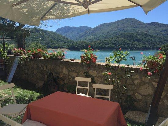 Ingresso  Foto di La Terrazza Restaurant Borgo San