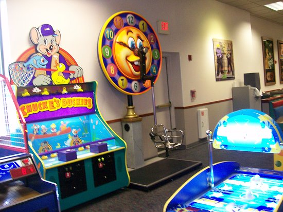 swing chair game table and for kids the areas ride 2 tokens picture of chuck e cheese s