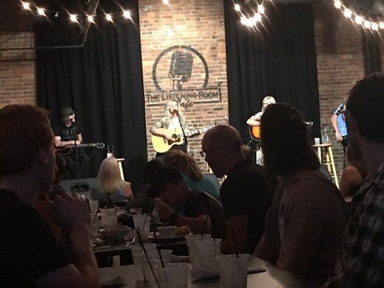 photo2jpg  Picture of The Listening Room Cafe Nashville