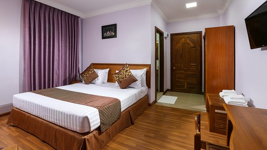 Hotel Corolla Yangon Rangoon Myanmar Review