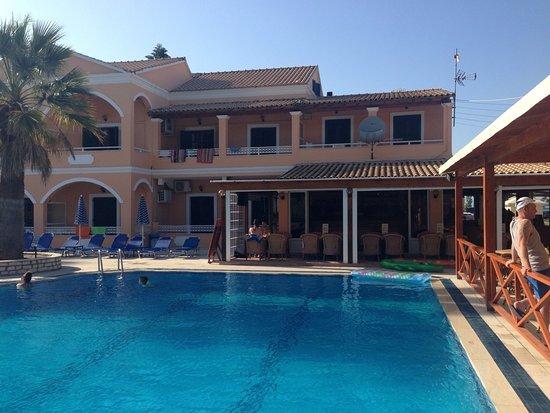 The Lagoon Hotel And Apartments Updated 2019 Prices Reviews Sidari Corfu Tripadvisor