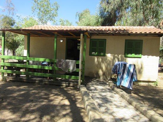 chalet in legno  Foto di Campeggio Villaggio Sos Flores
