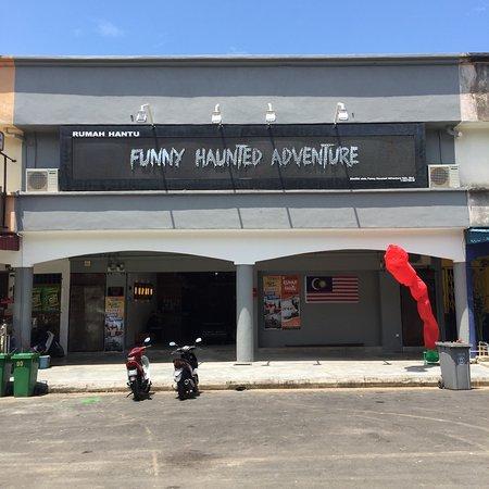 نتيجة بحث الصور عن Funny Haunted Adventure port dickson