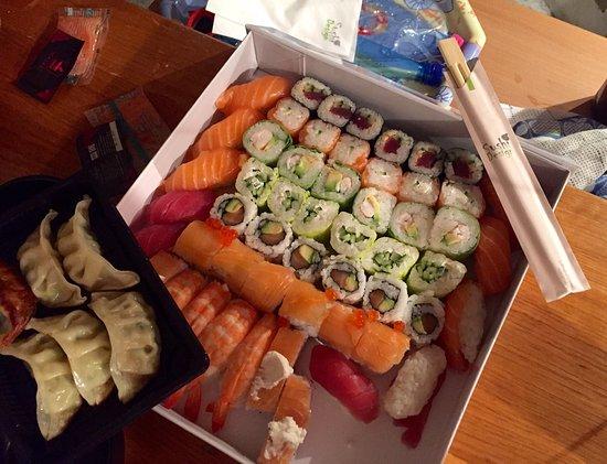 sushi design bordeaux 47 rue charles